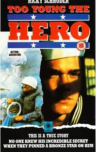 Jovem Demais para um Herói - Poster / Capa / Cartaz - Oficial 1