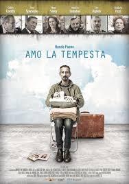 Amo la tempesta - Poster / Capa / Cartaz - Oficial 1
