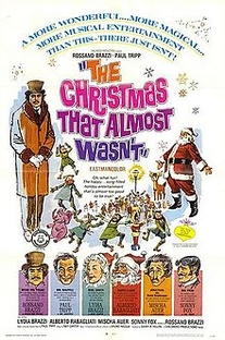 The Christmas that Almost Wasn't - Poster / Capa / Cartaz - Oficial 1