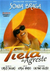 Tieta do Agreste - Poster / Capa / Cartaz - Oficial 4