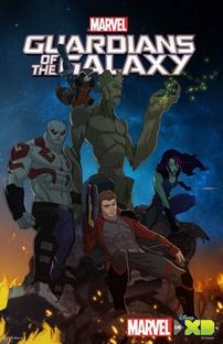 Guardiões da Galáxia (1ª Temporada) - Poster / Capa / Cartaz - Oficial 1