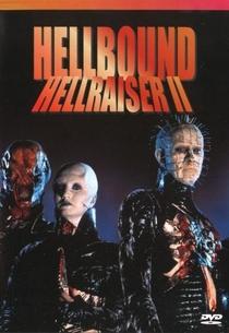 Hellraiser II - Renascido das Trevas - Poster / Capa / Cartaz - Oficial 9