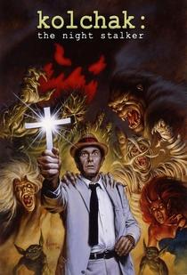 Kolchak e os Demônios da Noite - Poster / Capa / Cartaz - Oficial 1