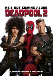 Deadpool 2 - Poster / Capa / Cartaz - Oficial 12