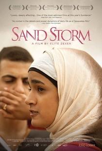Tempestade de Areia - Poster / Capa / Cartaz - Oficial 1