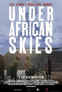 Paul Simon - Under African Skies - Poster / Capa / Cartaz - Oficial 1