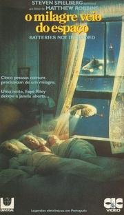 O Milagre Veio do Espaço - Poster / Capa / Cartaz - Oficial 6