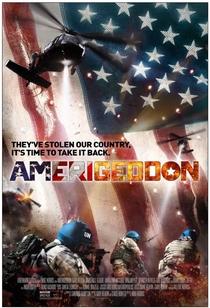 AmeriGeddon - Poster / Capa / Cartaz - Oficial 1