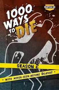 Mil Maneiras de Morrer (2ª Temporada)  - Poster / Capa / Cartaz - Oficial 1