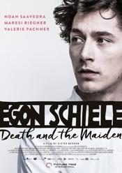 Egon Schiele: Morte e a Donzela - Poster / Capa / Cartaz - Oficial 3