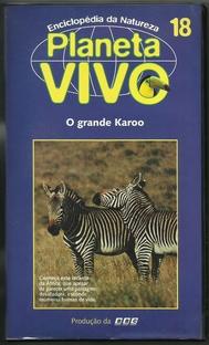 Planeta Vivo - O Grande Karoo - Poster / Capa / Cartaz - Oficial 1