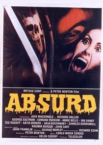 Absurd - Poster / Capa / Cartaz - Oficial 4