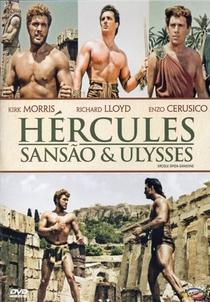 Hércules, Sansão e Ulisses - Poster / Capa / Cartaz - Oficial 3