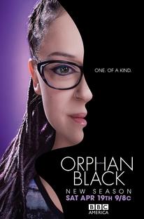 Orphan Black (2ª Temporada) - Poster / Capa / Cartaz - Oficial 2