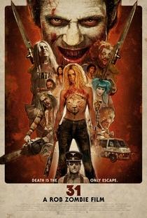 31 – A Morte É A Única Saída - Poster / Capa / Cartaz - Oficial 1