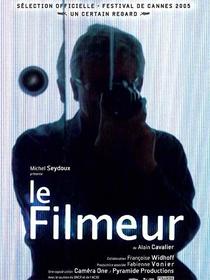 Le filmeur - Poster / Capa / Cartaz - Oficial 1