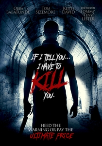 If I Tell You I Have to Kill You - Poster / Capa / Cartaz - Oficial 2