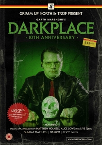 Garth Marenghi's Darkplace - Poster / Capa / Cartaz - Oficial 3