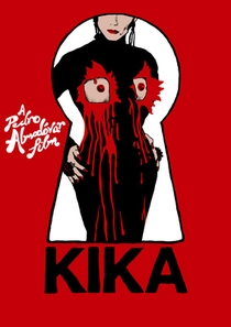 Kika - Poster / Capa / Cartaz - Oficial 4
