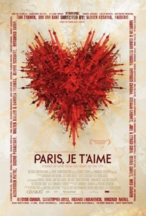 Paris, Te Amo - Poster / Capa / Cartaz - Oficial 5