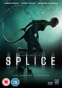 Splice - A Nova Espécie - Poster / Capa / Cartaz - Oficial 9