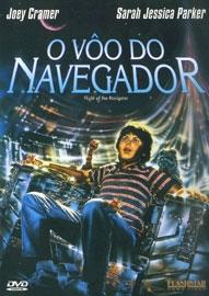 O Vôo do Navegador - Poster / Capa / Cartaz - Oficial 3