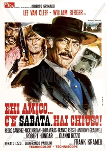 Sabata - O Homem que Veio para Matar - Poster / Capa / Cartaz - Oficial 3