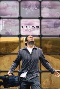 11:59 - Corrida Contra o Tempo - Poster / Capa / Cartaz - Oficial 1