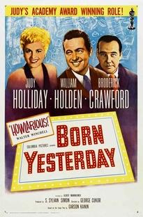 Nascida Ontem - Poster / Capa / Cartaz - Oficial 1