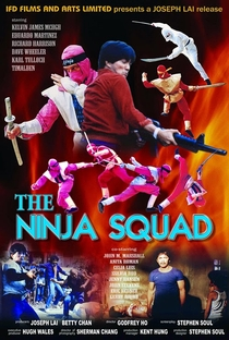 The Ninja Squad - Poster / Capa / Cartaz - Oficial 1