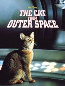 O Gato Que Veio do Espaço - Poster / Capa / Cartaz - Oficial 3
