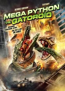 Mega Python vs. Gatoroid - Poster / Capa / Cartaz - Oficial 1