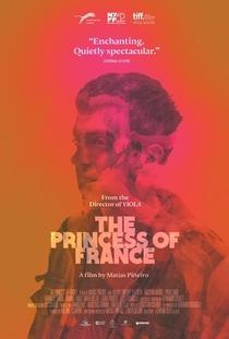 A Princesa da França - Poster / Capa / Cartaz - Oficial 4