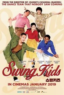 Swing Kids - Poster / Capa / Cartaz - Oficial 8