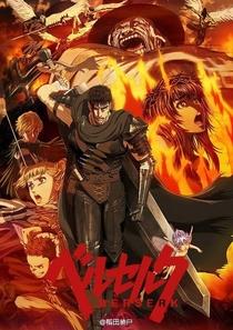 Berserk (1ª Temporada) - Poster / Capa / Cartaz - Oficial 1