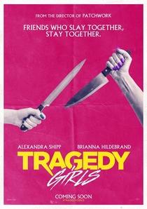As Garotas da Tragédia - Poster / Capa / Cartaz - Oficial 1