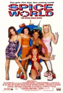 Spice World – O Mundo das Spice Girls - Poster / Capa / Cartaz - Oficial 2