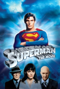 Superman: O Filme - Poster / Capa / Cartaz - Oficial 4