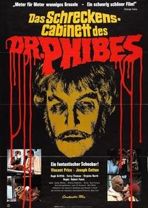 O Abominável Dr. Phibes - Poster / Capa / Cartaz - Oficial 8