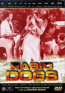 Cães Raivosos - Poster / Capa / Cartaz - Oficial 3