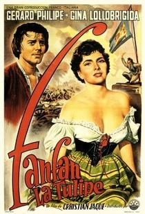Fanfan la Tulipe - Poster / Capa / Cartaz - Oficial 5