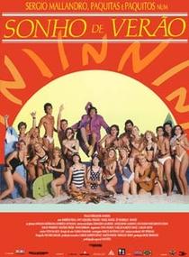 Sonho de Verão - Poster / Capa / Cartaz - Oficial 1