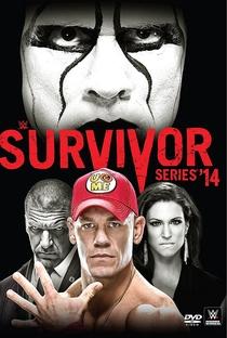 WWE Survivor Series - 2014 - Poster / Capa / Cartaz - Oficial 1