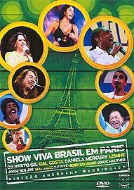 Show Viva Brasil em Paris - Poster / Capa / Cartaz - Oficial 1