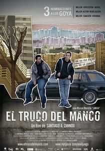 El Truco del Manco - Poster / Capa / Cartaz - Oficial 1