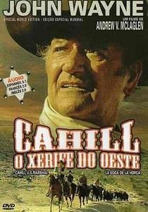 Cahill, Xerife do Oeste - Poster / Capa / Cartaz - Oficial 3