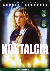 Nostalgia - Poster / Capa / Cartaz - Oficial 12