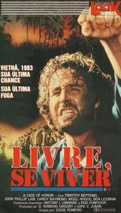 Livre, Se Viver - Poster / Capa / Cartaz - Oficial 1