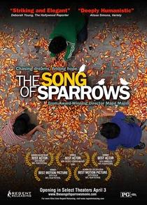 A Canção dos Pardais - Poster / Capa / Cartaz - Oficial 2