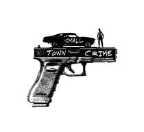 Small Town Crime - Poster / Capa / Cartaz - Oficial 2